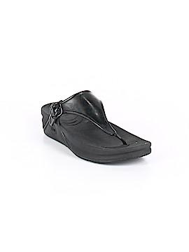 FitFlop Flip Flops Size 6