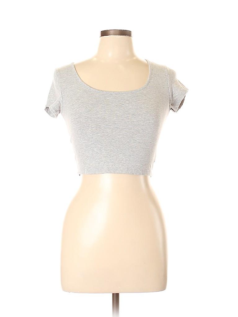Love Culture Women Short Sleeve T-Shirt Size L