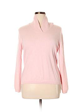 Prive Cashmere Pullover Sweater Size XL