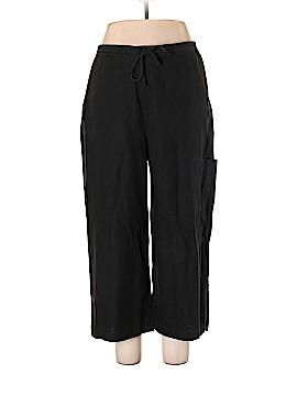 Coldwater Creek Linen Pants Size XL