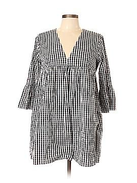 Trafaluc by Zara 3/4 Sleeve Blouse Size L