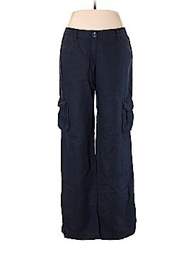 Ann Taylor LOFT Linen Pants Size 8 (Tall)