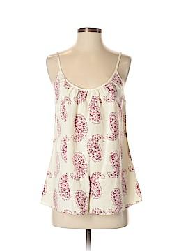 Ann Taylor LOFT Sleeveless Button-Down Shirt Size S