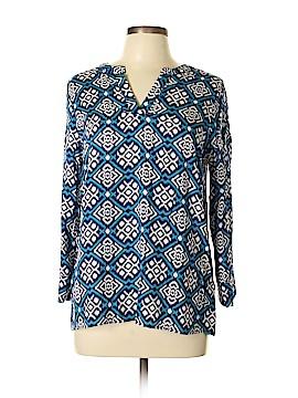 Pixley 3/4 Sleeve Blouse Size L