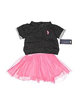 U.S. Polo Assn. Dress Size 18 mo