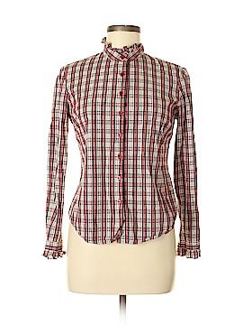 BOSTON DESIGN STUDIO Long Sleeve Button-Down Shirt Size 6