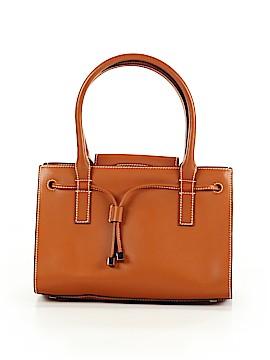 Lambertson Truex Leather Satchel One Size