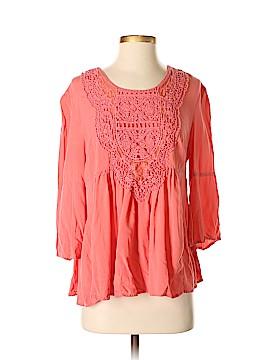 Noelle 3/4 Sleeve Blouse Size S
