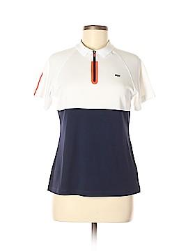 Lacoste Sport Short Sleeve Polo Size 38 (EU)