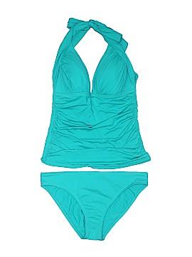 La Blanca Two Piece Swimsuit Size 8
