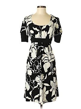 John Paul Richard Casual Dress Size M (Petite)