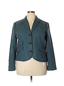 L.L.Bean Wool Blazer Size 18 (Plus)