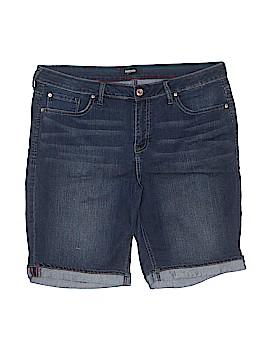 Kensie Denim Shorts 32 Waist