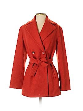 Sisley Wool Coat Size S