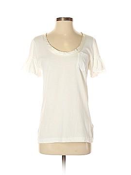 Sacai Short Sleeve Top Size 4