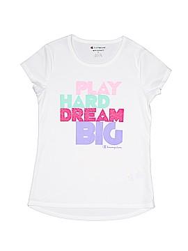 Champion Short Sleeve T-Shirt Size M (Youth)