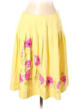 The Look by Randolph Duke Silk Skirt Size 12