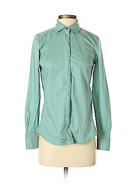 Robert Graham Long Sleeve Button-Down Shirt Size XS