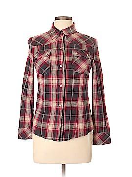 Piko 1988 Long Sleeve Button-Down Shirt Size L