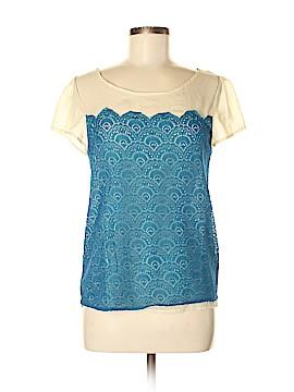 Emmelee Short Sleeve Blouse Size M