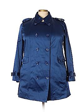 Joan Rivers Coat Size 1X (Plus)