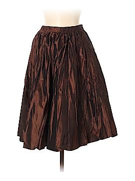 Miu Miu Silk Skirt Size 44 (IT)