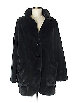 The Kooples Faux Fur Jacket Size M