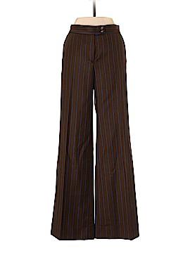 ETRO Wool Pants Size 4