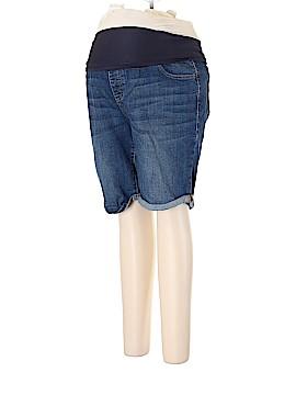 Old Navy - Maternity Denim Shorts Size 16 (Maternity)