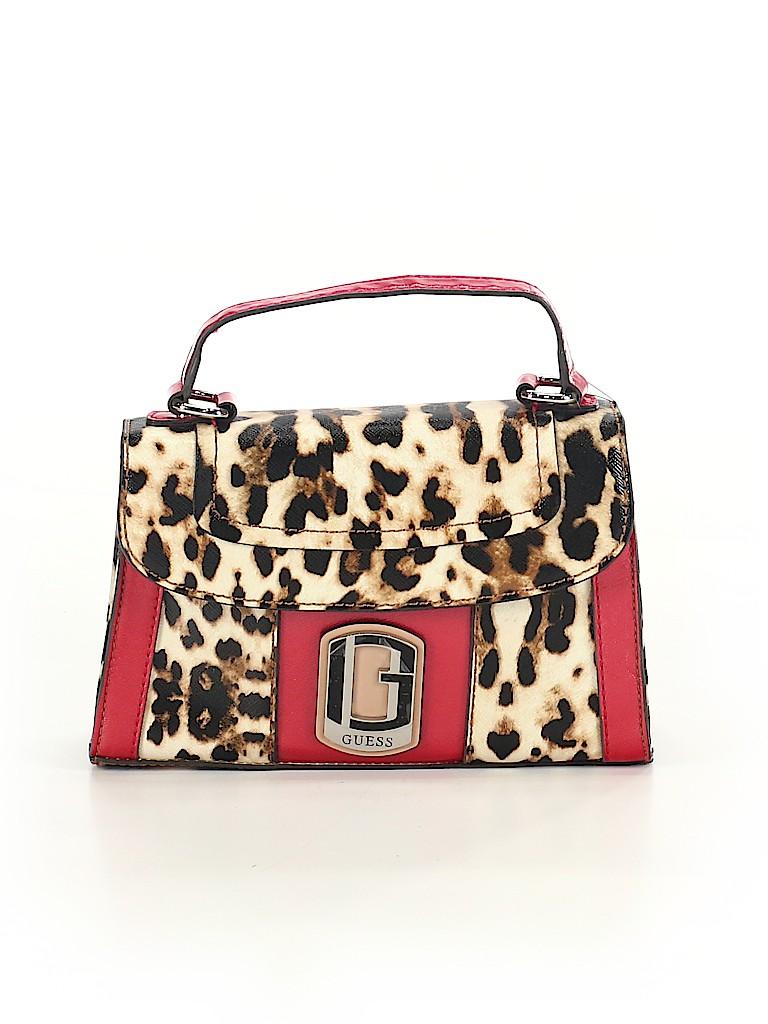 e0ec1f4e6e Guess Pink Leopard Print Handbag Photos Eleventyone
