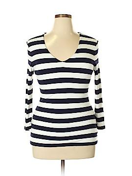 INC International Concepts 3/4 Sleeve T-Shirt Size XL