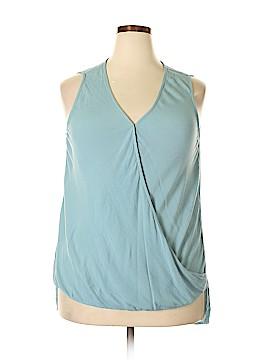 Krazy Kat Sleeveless Blouse Size XL