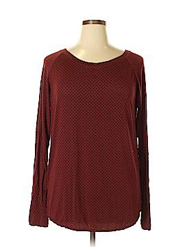 Gap Body Long Sleeve Top Size XL