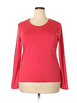 Eddie Bauer Long Sleeve T-Shirt Size XL