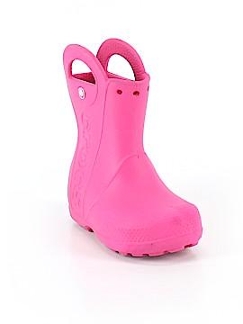 Crocs Rain Boots Size 8