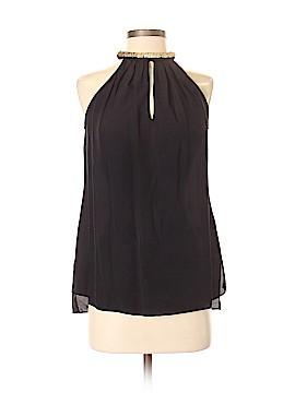 Rebecca Taylor Sleeveless Silk Top Size 2