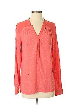 Lauren Conrad Long Sleeve Blouse Size S