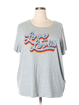 Levi's Short Sleeve T-Shirt Size 2X (Plus)