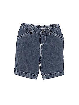 Sesame Street Denim Shorts Size 3T