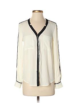 Metaphor Long Sleeve Blouse Size XS