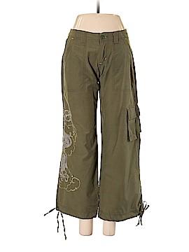 Aqua Cargo Pants Size 4