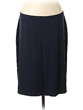 J.jill Casual Skirt Size 1X (Plus)