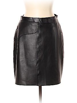 Longchamp Leather Skirt Size XL