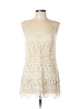 Simply Noelle Sleeveless Blouse Size Lg - XL