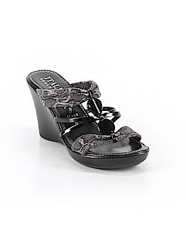 Italian Shoemakers Footwear Wedges Size 6