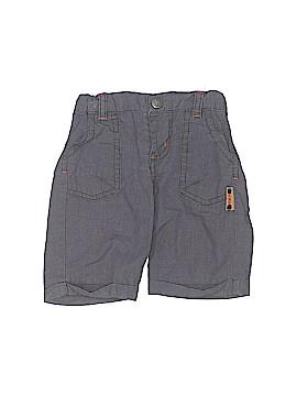 Deux Par Deux Khaki Shorts Size 18 mo