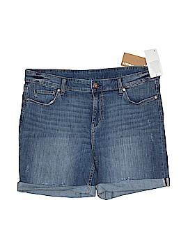 Denim Co Denim Shorts Size 20 (Plus)