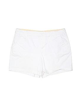 St. John's Bay Khaki Shorts Size 12