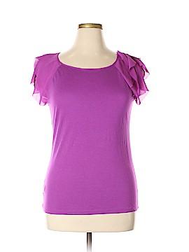 Ann Taylor Short Sleeve Top Size XL