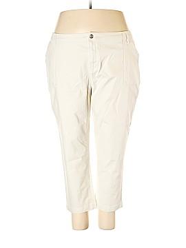Baccini Casual Pants Size 24 (Plus)